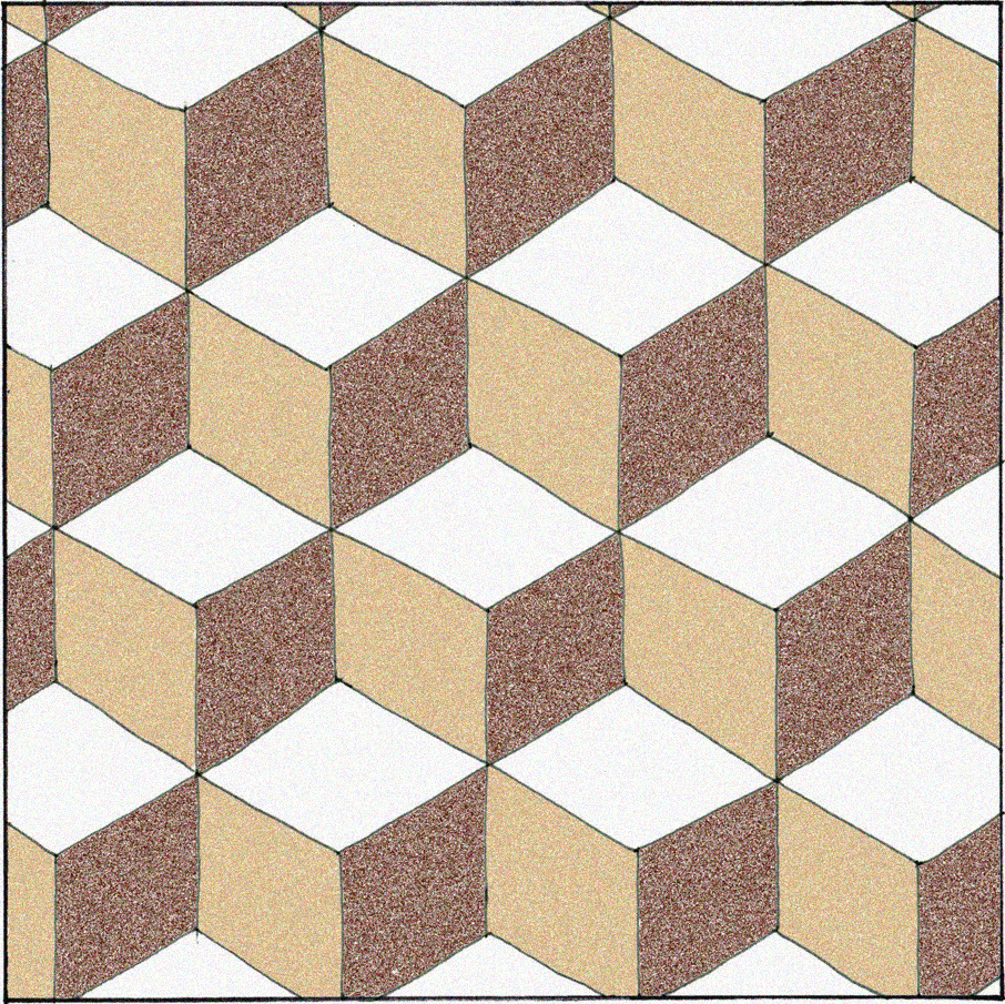 Floor Patterns 2h Pencil